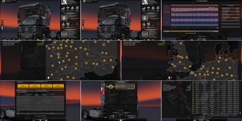 New Garage Savegame Truck Simulator 2 Mods Ets2downloads