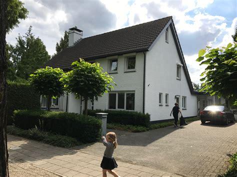 Huis Verven Buitenkant by Buitenkant Huis Wit Schilderen Werkspot