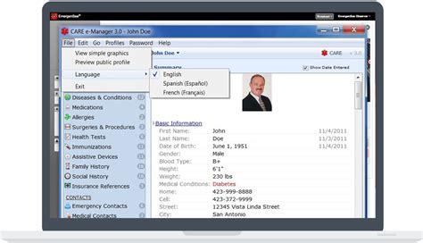 CARE Medical History Bracelet » CARExcel Medical History Bracelet with 3.0 Premium e Manager