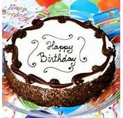 Blackforest Birthday Cake
