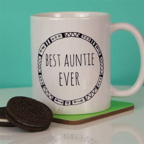 best ceramic mugs best ever auntie ceramic mug by parkins interiors notonthehighstreet com
