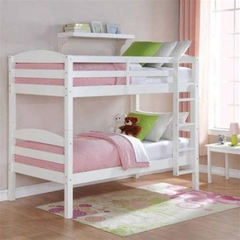 convertible bunk beds kids bunk bed white twin convertible bedroom furniture