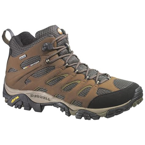 s merrell 174 moab mid tex xcr 149800 hiking