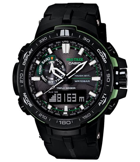 casio protek casio pro trek prw6000 for 2014 ablogtowatch