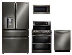 lg kitchen appliance package deals lg kitchen appliance packages lg4pc30efsfdfikit7