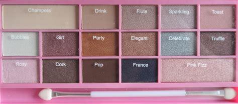 Review Eyeshadow Viva Pink pink eyeshadow palette best eyeshadow 2017