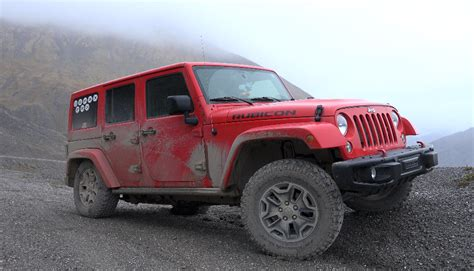 Jeep Competitors Jeep Needs Some Serious Competition Soon Op Ed The