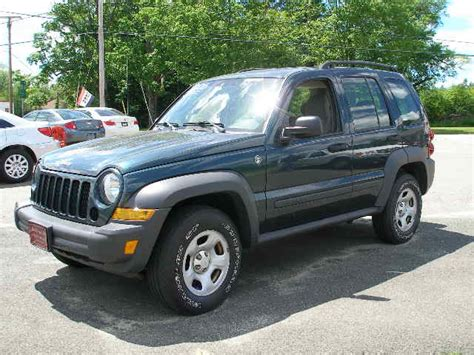 06 Jeep Liberty Used Jeep Liberty For Sale Hartford Ct Cargurus