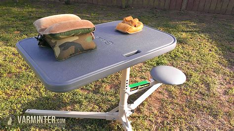 caldwell stable table shooting bench q a vlog 3 what shooting rest and shooting bench do you
