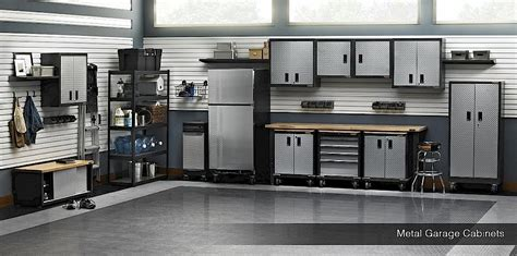 garage strategies gladiator premier cabinets edmonton