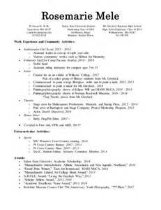 dog walker resume