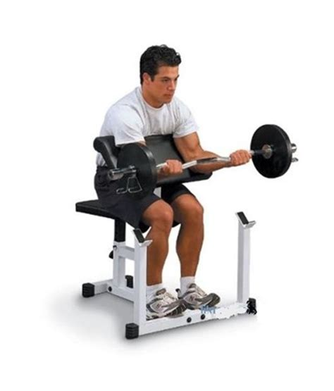 bicep curls on bench weight lifting preacher curl arm curl bench for biceps