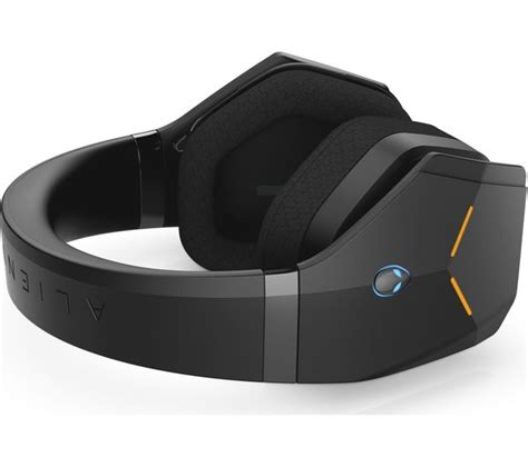 buy alienware aw988 wireless 7 1 gaming headset black free delivery currys