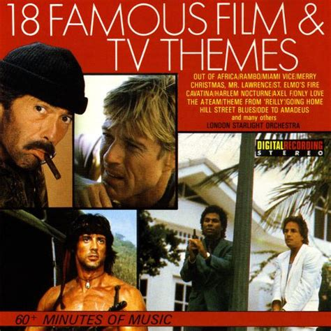 famous film tracks tv themes london starlight orchestra songs reviews credits allmusic