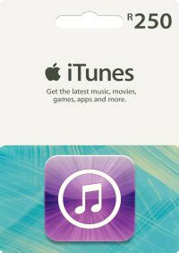 250 Itunes Gift Card - r250 itunes gift card digital email delivery prepaidgamer com
