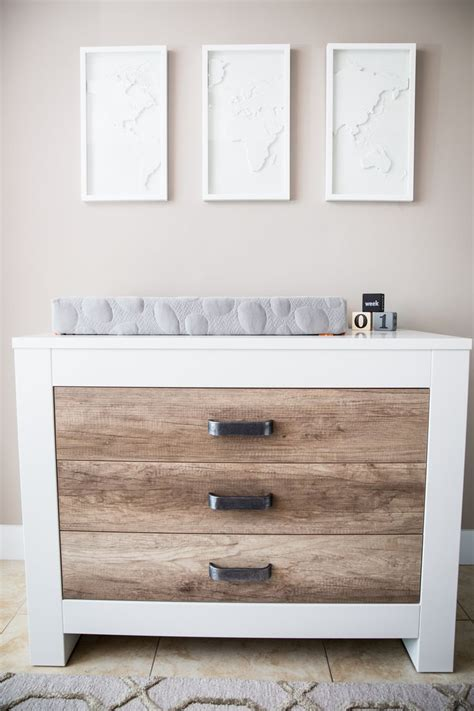 Modern Baby Changing Table 25 Best Ideas About Modern Changing Tables On Farmhouse Changing Tables Industrial