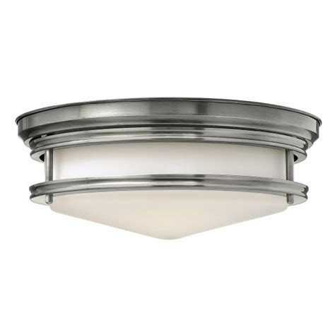 hadley flush fitting circular low ceiling light fitting