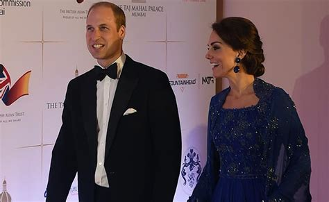 where do william and kate live william and kate at the taj mahal live updates