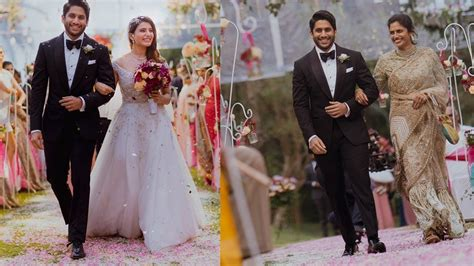 Marriage Pics by Naga Chaitanya Christian Marriage Pics