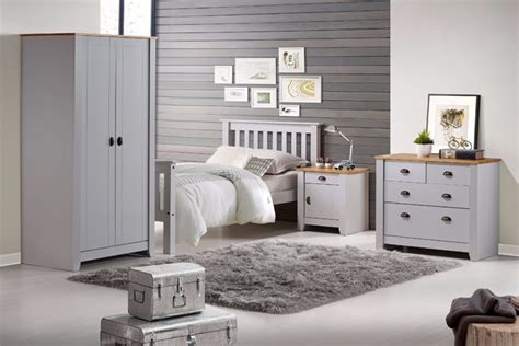 cheap bedroom furniture orlando the orlando bedroom set in white or grey gt jt rewards
