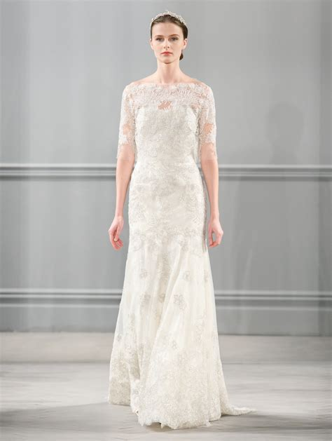 monique lhuillier bridal 2014 spring 2014 wedding dress monique lhuillier bridal darcelle
