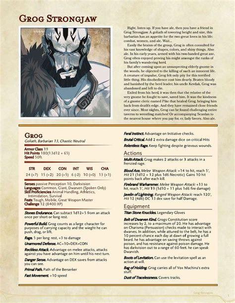 fjord character sheet 206 best vox machina