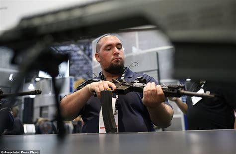 Did The Vegas Shooter A Criminal Record Barrel Shotgun Launched At Las Vegas Firearms Show