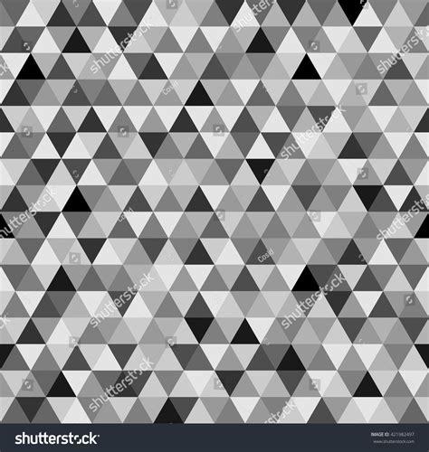 polygon pattern vector abstract polygon pattern background monochrometriangle
