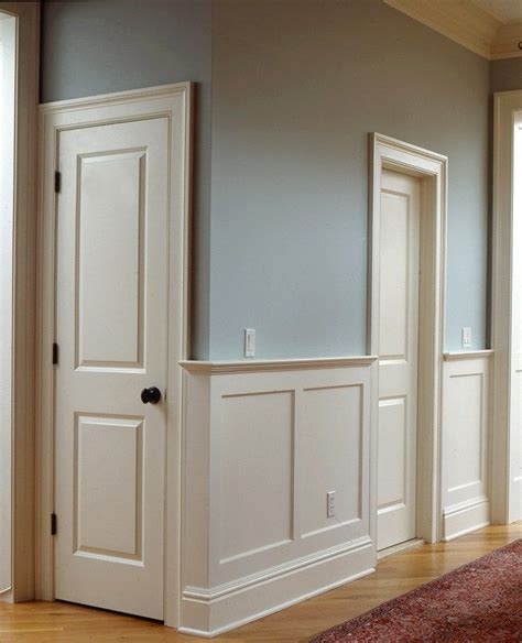 Wainscoting Paint Color Ideas by 74 Best Wainscoting Images On Stairs Home And