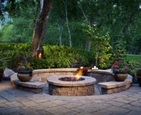 how to dig a fire pit in your backyard 5 awesome reasons to install fire pits in your home