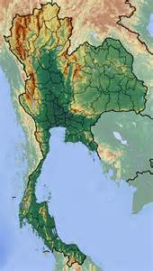 file thailand location map topographic png
