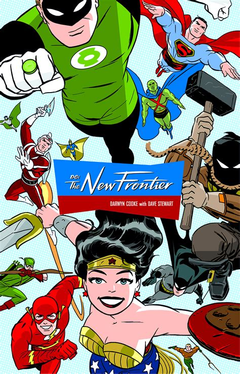 dc the new frontier previewsworld dc the new frontier deluxe ed hc