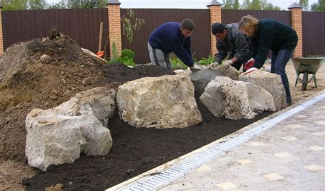 how to make a rock garden from scratch how to make a rock garden from scratch how do i build a