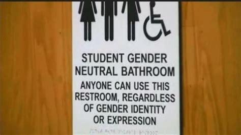 what bathroom do transgenders use no transgender protest after saisd states it will not