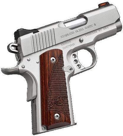 Kimber Ultra Carry 45acp chion firearms kimber ultra carry ii stainless 45acp