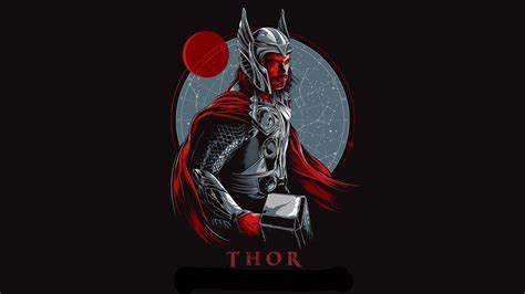 Thor World Logo 2 thor the world hd wallpaper and background