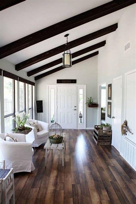 dark hardwood floors  bring life   kinds  rooms