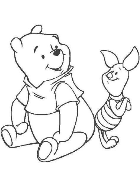 imagenes de winnie pooh solo para colorear winnie pooh dibujos para imprimir y colorear lamina 8