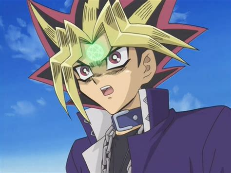 10 of the most ridiculous anime hairstyles in existance file 158 yami yugi orichalchos shocked jpg yu gi oh