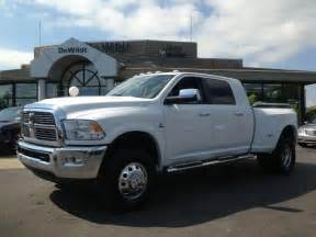 2012 dodge ram 3500 mega laramie limited leather sunroof