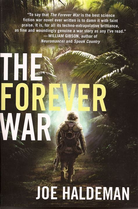 forgotten book the forever war the broken bullhorn