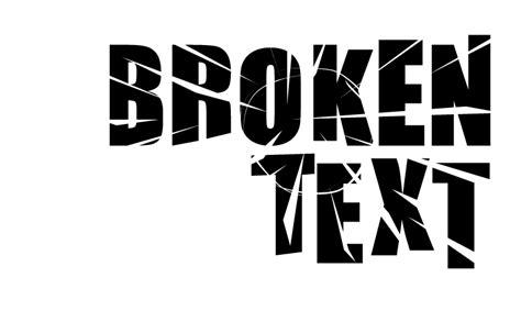 3d text effect illustrator tutorial ashley c broken text effect in illustrator ashley c