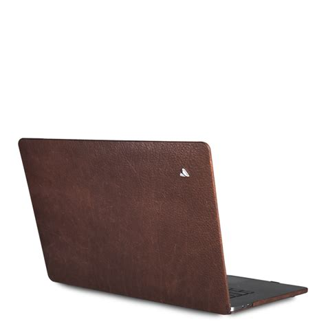 Macbook Pro With Touch Bar 13 3 Leather Flip Casing Cover Sarung macbook pro 13 touch bar leather