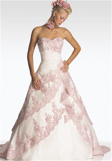 brautkleider zartrosa pink wedding dress color shades sang maestro