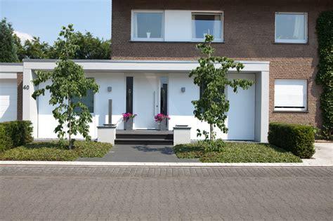 eingangsbereich haus eingangsbereich vorgarten fassade modern haus