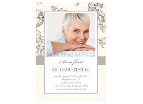 Hochzeitseinladung Jugendstil by Einladungskarte 50 Geburtstag Jugendstil