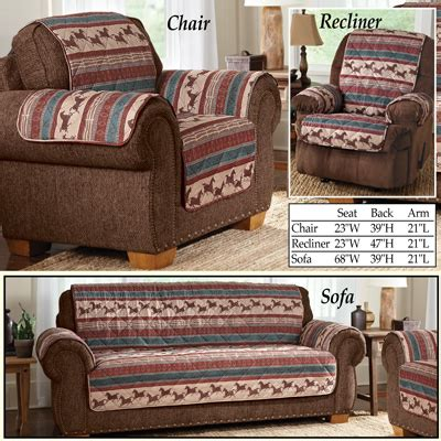 western couch covers quilted western mustang furniture cover from collections etc