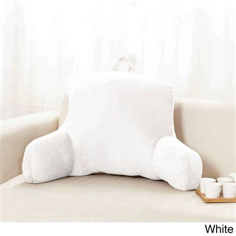 plush bed rest pillow 1000 ideas about sweet home on pinterest pallet