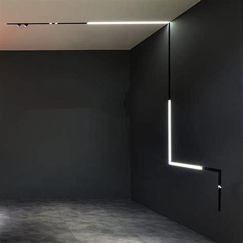 illuminazione spot illuminazione a binario a led the running magnet spot flos