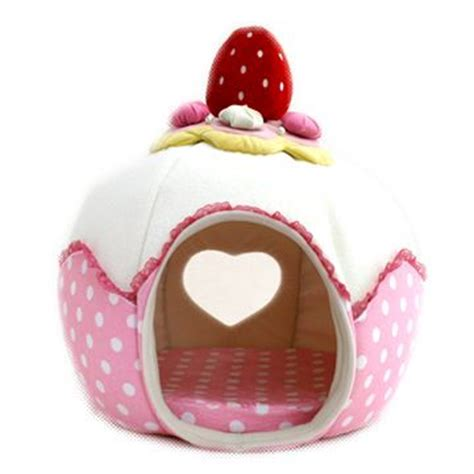 strawberry dog house 17 best images about doggie beds on pinterest dog station pets and canopies